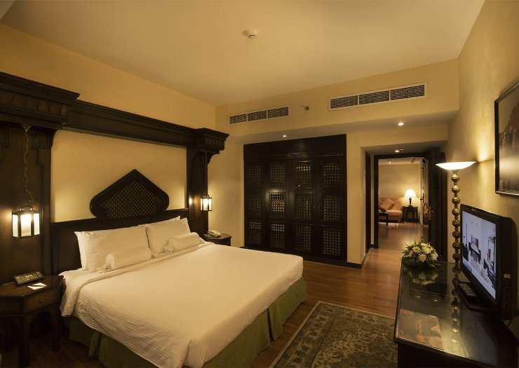 SUITES DE UN DORMITORIO Arabian Courtyard Hotel & Spa