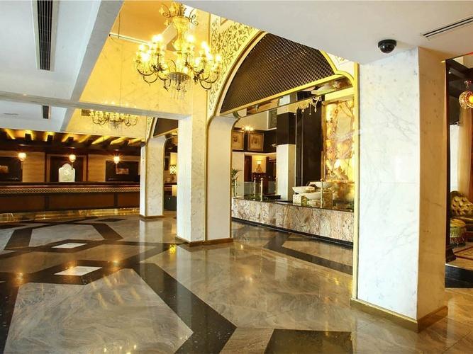 Lobby Arabian Courtyard Hotel & Spa Bur Dubai