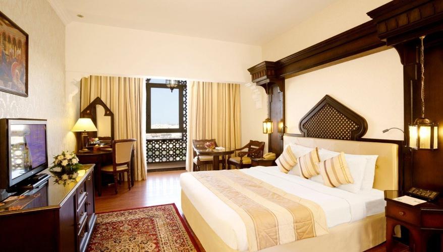 Habitación ejecutiva arabian courtyard hotel & spa bur dubai